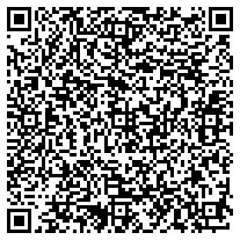 QR-код с контактной информацией организации Веселые пальчики