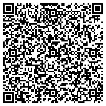 QR-код с контактной информацией организации Детский клуб КЛЮЧИК
