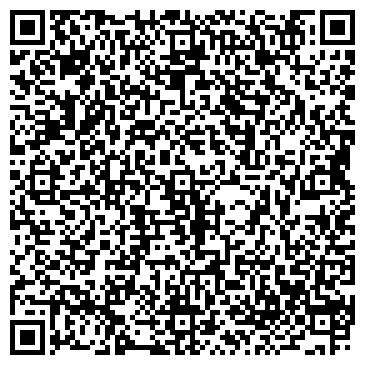 QR-код с контактной информацией организации Школа интегрированного обучения
