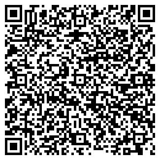 QR-код с контактной информацией организации ИП Асель