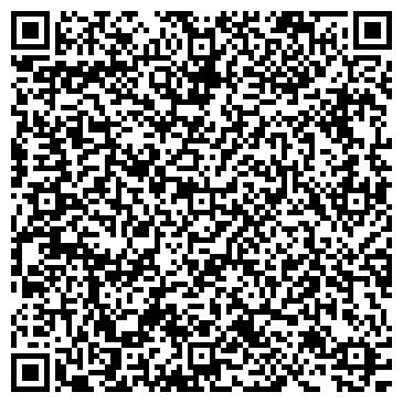 QR-код с контактной информацией организации Субъект предпринимательской деятельности Центр раннего развития «Супер-Детки»