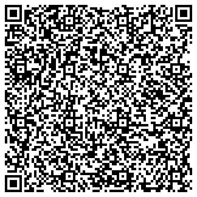 QR-код с контактной информацией организации Детский развивающий клуб