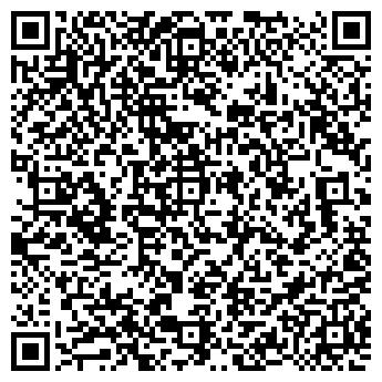 QR-код с контактной информацией организации Субъект предпринимательской деятельности ФЛП Гудеев Е. А.