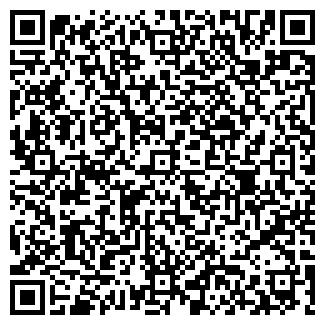 QR-код с контактной информацией организации Alive Art