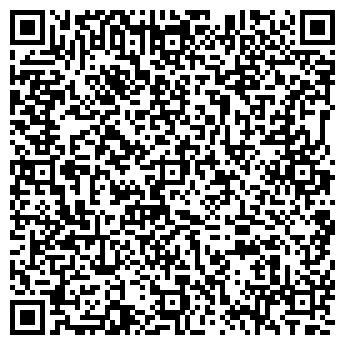 QR-код с контактной информацией организации Portfolio-ukr