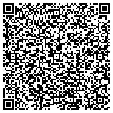 QR-код с контактной информацией организации Creactive design & consulting, Частное предприятие