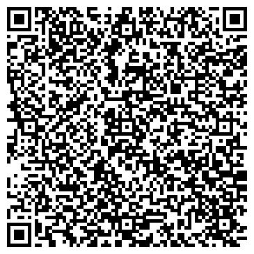 QR-код с контактной информацией организации ООО Дизайн-группа «Божья коровка»