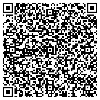 QR-код с контактной информацией организации M-Dizaine (М-Дизайн),ИП