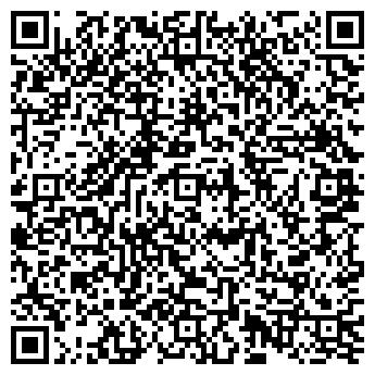 QR-код с контактной информацией организации Студия Bodesign, ИП