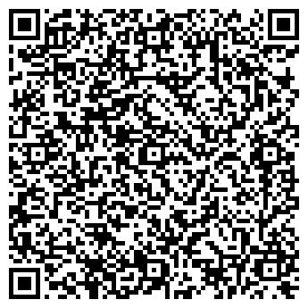 QR-код с контактной информацией организации ООО «Бахомет»