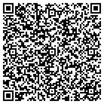 QR-код с контактной информацией организации Студия печати HitColor