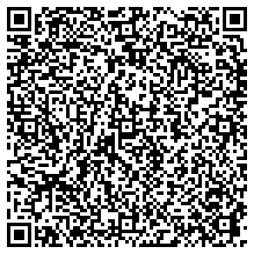 QR-код с контактной информацией организации vizart studio