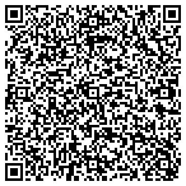 QR-код с контактной информацией организации Рекламное агентство «GLAMOUR»