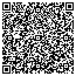 QR-код с контактной информацией организации ENGLISH AGE