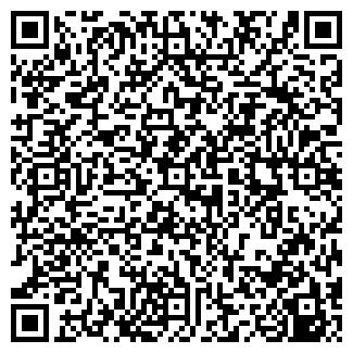 QR-код с контактной информацией организации Transcript
