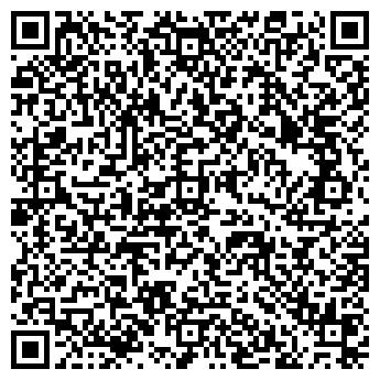 QR-код с контактной информацией организации Частное предприятие Аукцион