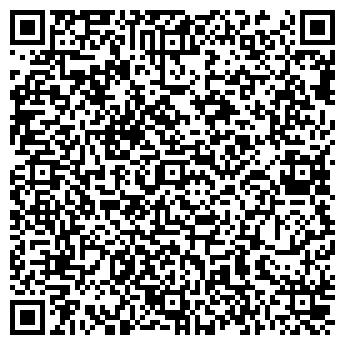 QR-код с контактной информацией организации GEO models agency