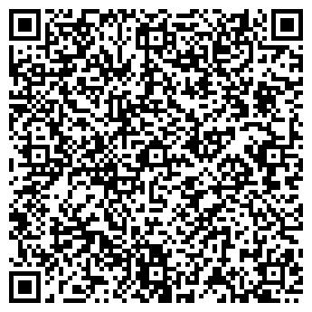 QR-код с контактной информацией организации «PR плюс»