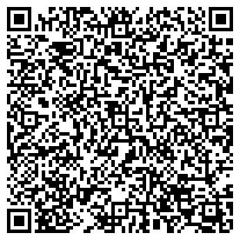 QR-код с контактной информацией организации Пиар Клуб