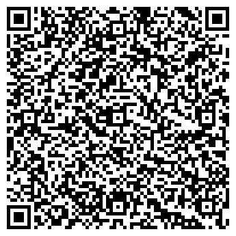 QR-код с контактной информацией организации RESTIndoor