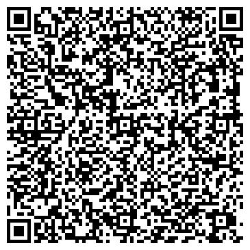 QR-код с контактной информацией организации РА LAB ADVERTISING