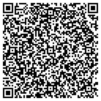 QR-код с контактной информацией организации Art name, ИП