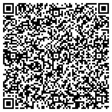 """QR-код с контактной информацией организации ИП рекламное агентство """"ANVI"""""""