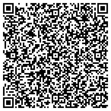 QR-код с контактной информацией организации Частное предприятие Partysons Creative Agency