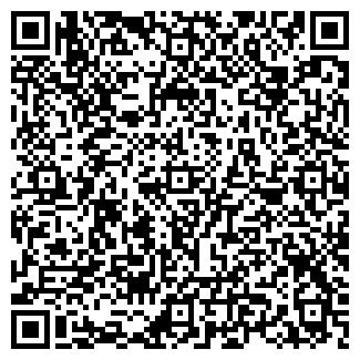 QR-код с контактной информацией организации Butterfly, ИП