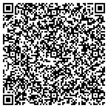 QR-код с контактной информацией организации Салон красоты Актуаль