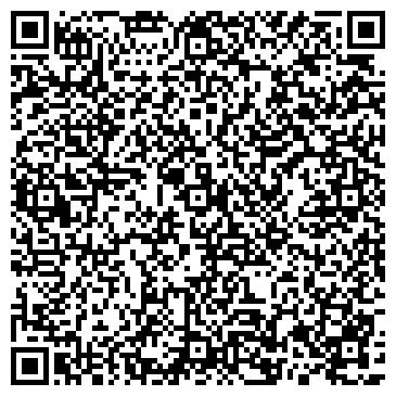 QR-код с контактной информацией организации Арт-студія Анни Костенко