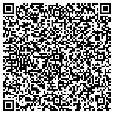 QR-код с контактной информацией организации Territory of Beauty