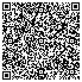 QR-код с контактной информацией организации Студия татуировки «TST»