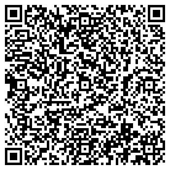 QR-код с контактной информацией организации ИП УП «Планета Фитнесс»