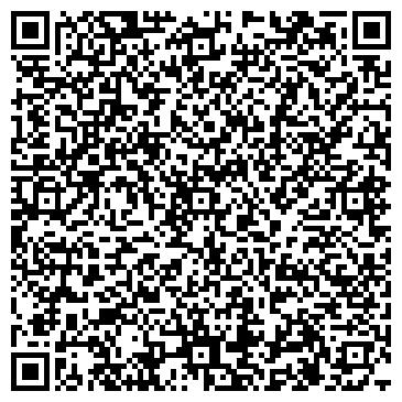 QR-код с контактной информацией организации Фитнес-Клуб «Континенталь»