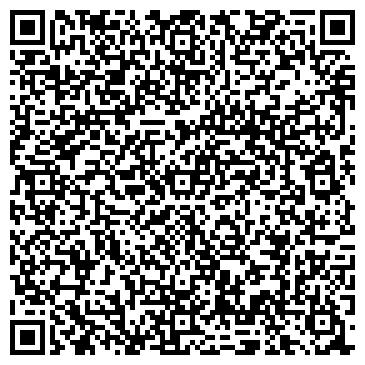 """QR-код с контактной информацией организации Студия красоты """"Tropicana"""""""