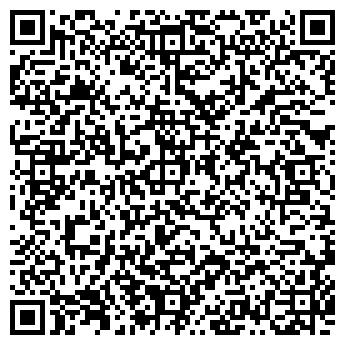 QR-код с контактной информацией организации ГАЛАНТЕРЕЯ ГТОУП