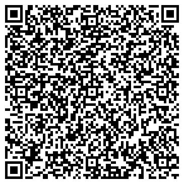 QR-код с контактной информацией организации Субъект предпринимательской деятельности Салон красоты «Гранат»
