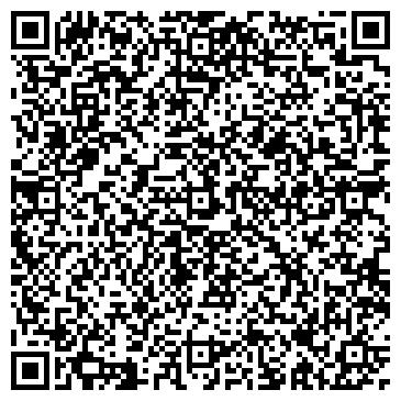 """QR-код с контактной информацией организации Wellness Centre """"Розовый Лемур"""""""