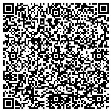 QR-код с контактной информацией организации Салон-перукарня «ДОМІНО»