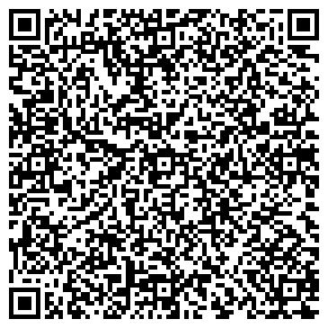 QR-код с контактной информацией организации Cалон-парикмахеркская «Шери»