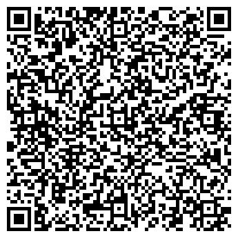 QR-код с контактной информацией организации Pacific Line
