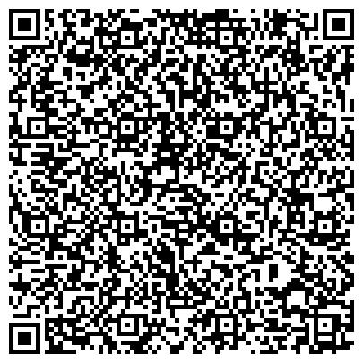 QR-код с контактной информацией организации ГБУЗ Центр крови имени О.К. Гаврилова ДЗМ