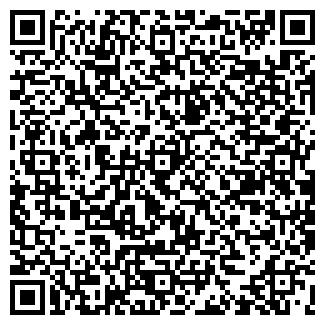 QR-код с контактной информацией организации Lady X