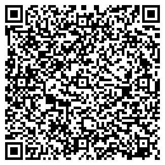 QR-код с контактной информацией организации «Веснянка»