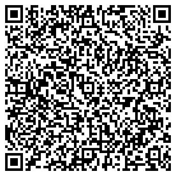 QR-код с контактной информацией организации ФТИМС, отдел ФХПФ