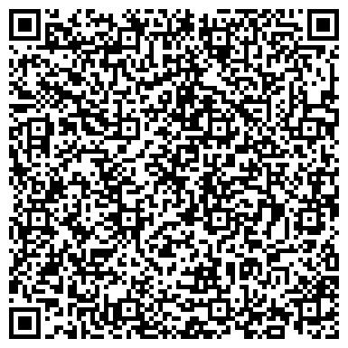 """QR-код с контактной информацией организации ТОО ИЦ """"КранБурСервис - Атырау"""""""