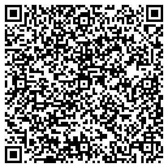QR-код с контактной информацией организации ФЛП Некрасов
