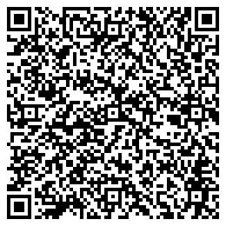QR-код с контактной информацией организации ООО ровена