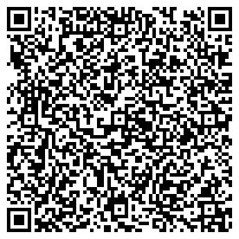 QR-код с контактной информацией организации Хьюмен Украина , ООО